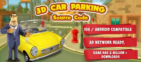 Buy 3D Car Parking Simulator Game In Unity Full Games | Chupamobile.com | ios source code | Scoop.it