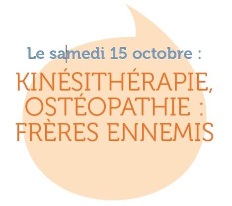 Ostéopathie, thérapie manuelle et kinésithérapie   kinésithérapie et prothèse   Scoop.it
