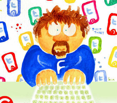 Stare troppe ore sui Social Media comporta dei rischi? | The business value of technology | Scoop.it