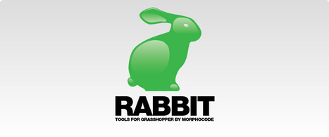 RABBIT: Tools for Grasshopper by MORPHOCODE | MORPHOCODE | softwares | Scoop.it