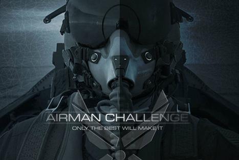 L'énorme opération digitale de l'armée de l'air américaine pour recruter ses futurs soldats ! | Cabinet de curiosités numériques | Scoop.it