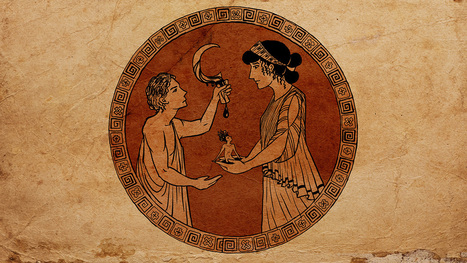 The Birth of the Titans   Ancient Greece   Scoop.it