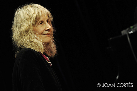 Joanne Brackeen Trio (Terrassa, 14-3-2013) | JAZZ I FOTOGRAFIA | Scoop.it