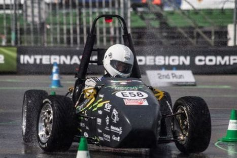 World's first 3D printed racing car can pace at 140 km/h | TechTripper | Heron | Scoop.it