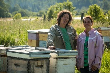 Anne Virginie et Anicet » mieux connaitre les abeilles c'est aussi protéger la planète chacun à sa façon» ! | Abeilles, intoxications et informations | Scoop.it