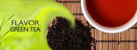 Different Ways to Flavor Green Tea   Green Hill Tea Blog   Green Tea   Scoop.it