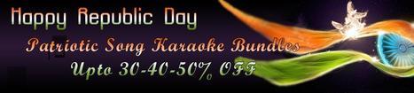Offer on Patriotic Song Karaoke Bundles | Hindikaraokeshop - Buy Indian Music and Hindi Song | Scoop.it