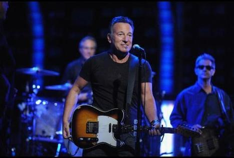 Cracking The Mirror: What Donald Trump Can Learn From Bruce Springsteen - Forbes | Bruce Springsteen | Scoop.it
