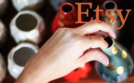 Etsy rachète la marketplace de co-création de produits Grand St. et se prépare à son IPO | FrenchWeb.fr | L'Etablisienne, un atelier pour créer, fabriquer, rénover, personnaliser... | Scoop.it