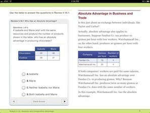 Virginia Publishes Digital Textbooks on iPad Platform -- THE Journal | IPADS ENHANCING EDUCATION | Scoop.it