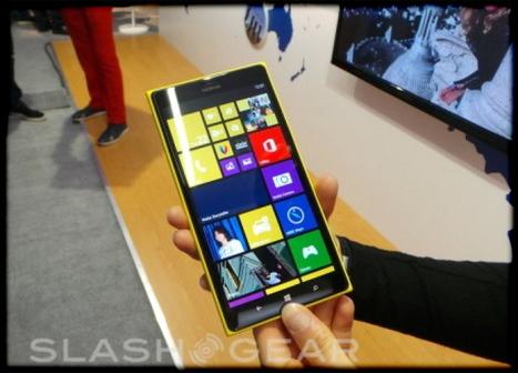 Nokia Lumia 1520 hands-on | Mobile IT | Scoop.it