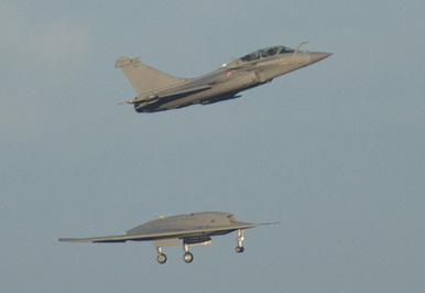 Dassault et BAE Systems engagés sur un projet commun de drone de combat - AeroBuzz.fr | Veille Défense Forces Armées | Scoop.it