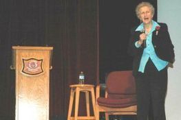Holocaust survivor implores students to fight bullying | Humanity | Scoop.it