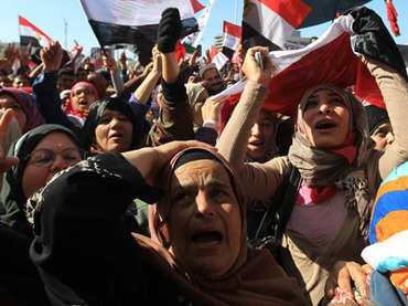 Rape, death threats and fatwas: Egypt opposition in crosshairs | Égypt-actus | Scoop.it