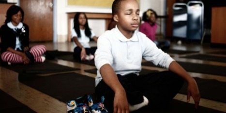 School Replaces Detention With Meditation Classes For Kids And Teachers Were Fascinated With The Results<br/>In two years, the school hasn&rsquo;t issued a single suspension. | Bradford Youth and Community Development | Scoop.it