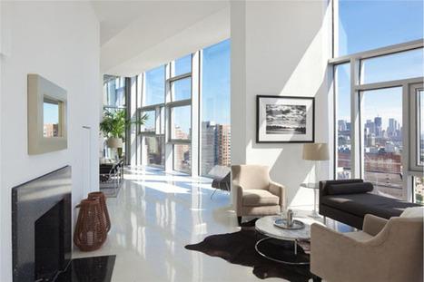 Luxurious glass penthouse in New York | Décorations en tous genres | Scoop.it
