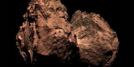 Tadaa: de eerste kleurenfoto van komeet 67P! | Kennisproductiviteit | Scoop.it