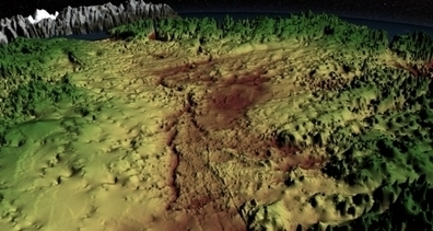 NASA Data Reveals Mega-Canyon under Greenland Ice Sheet | Ocean Science | Scoop.it