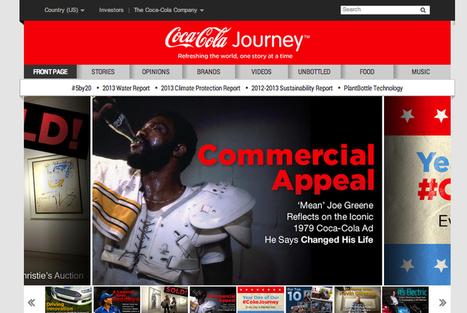 The corporate Web site is dead, long live the new corporate Web site - GeekWire | Public Relations & Social Media Insight | Scoop.it