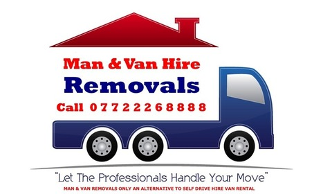 London Man and Van Croydon Removals Van Hire Rental With Driver, Moving Croydon   Man and Van House Removals   Scoop.it