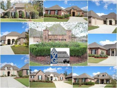 Woodstock Subdivision Central Baton Rouge Home Sales Up | City Of Central Louisiana Real Estate News | Scoop.it