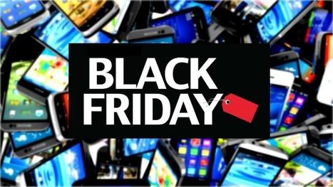 Black Friday : le moment parfait pour acheter un smartphone ? | NUMÉRIQUE Nouvelles | Scoop.it