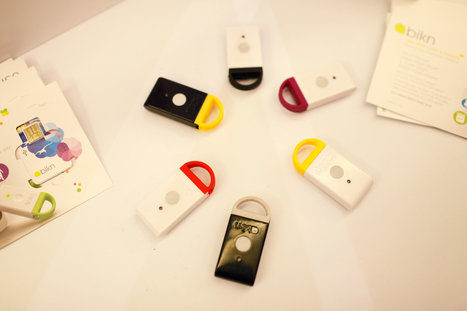 Gadgetbox - BiKN makes your iPhone into a beacon | Technology and Gadgets | Scoop.it
