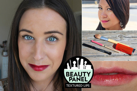 From matte to two-toned to ombré, the Beauty Panel embraces fall's textured lipstick trend « fashionmagazine.com | trabalho de inglês | Scoop.it