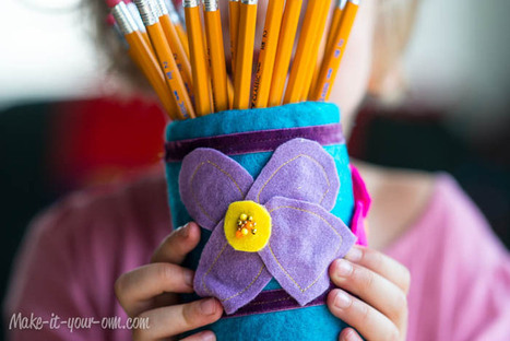 Back to School Tips and Craft Ideas from Make it Your Own | Women Magazine | Scoop.it