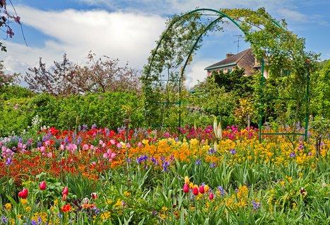 Top 10 Gardens To Visit By Cruise Ships | English speaking media | Scoop.it