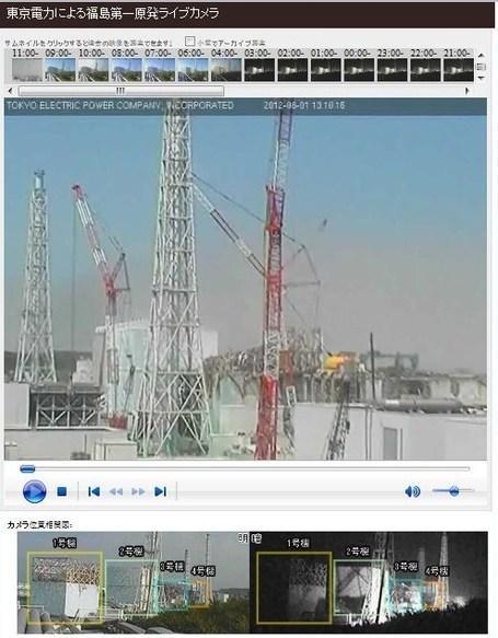 FUKUSHIMA LIVE (cliquez ici pour accéder aux webcams ) | FUKUSHIMA INFORMATIONS | Scoop.it