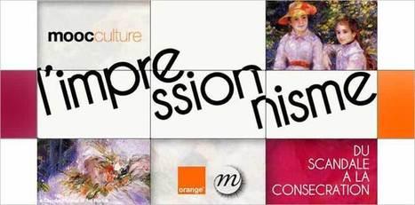 MOOC L'Impressionnisme, du scandale à la consécration... à partir du 20 octobre   Tergiversations   Scoop.it