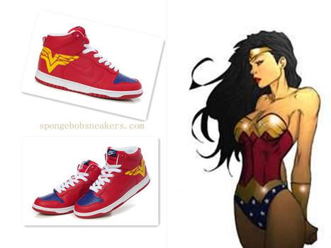 Sneaker Freaker Magazine - My FRKN Blog | Superman Nike Shoes Superhero Dunks | Scoop.it