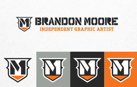 Logo Design Round-Up Part 16 | Logo | Scoop.it