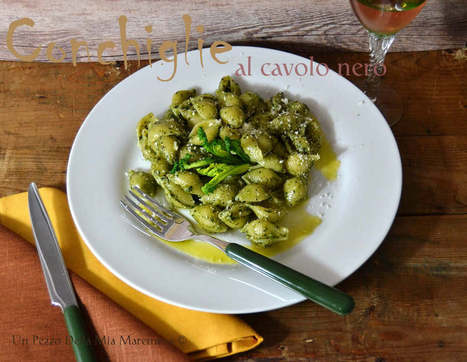 Pesto di Cavolo Nero e olio toscano di Castelfalfi - Un pezzo della mia Maremma   Un pezzo della mia maremma   Scoop.it