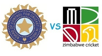 Zimbabwe vs India Schedule 2016 ODI T20 Time Table Fixtures Venues | Cric Sports | Scoop.it