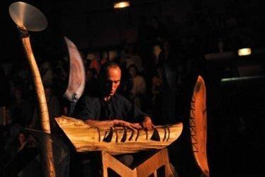 Sculpteur et musicien, il fait entendre «la voix des arbres» | DESARTSONNANTS - CRÉATION SONORE ET ENVIRONNEMENT - ENVIRONMENTAL SOUND ART - PAYSAGES ET ECOLOGIE SONORE | Scoop.it