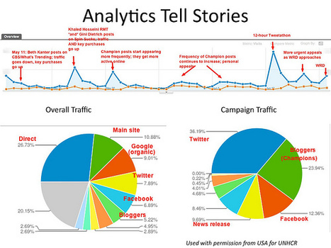 Interview with Shonali Burke: Analytics Tell Stories | Just Story It! Biz Storytelling | Scoop.it