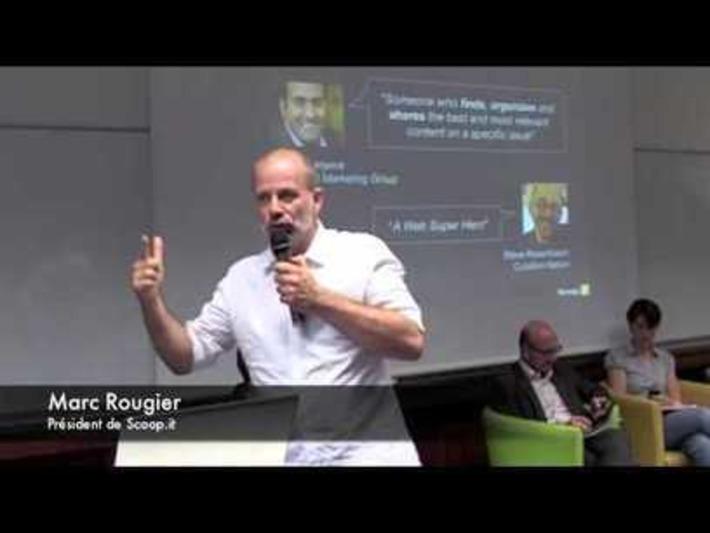 La Curation, une opportunité de Brand Content par Marc Rougier   SEO et Social Media Marketing   Scoop.it