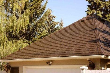 [recyclage] Des pneus sur le toit (Canada) | Immobilier | Scoop.it
