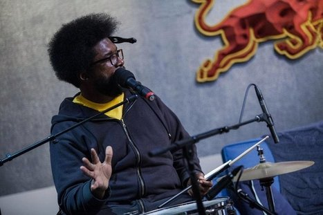 Questlove (2013) | Red Bull Music Academy | Hip hop Organic | Scoop.it