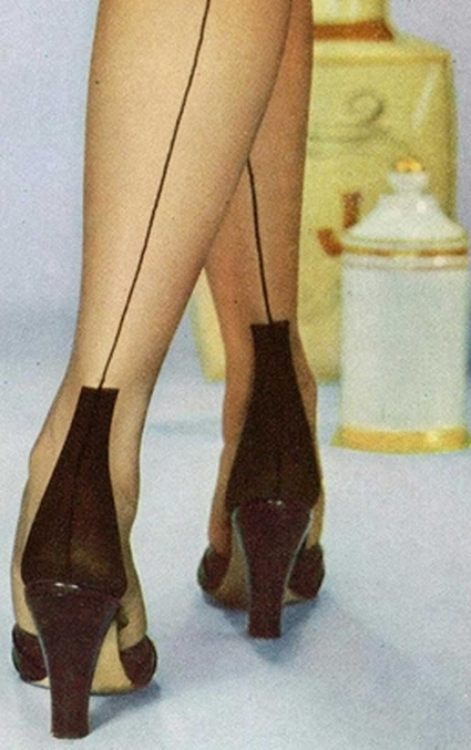 Stepping Out in StyleInto Vintage | Into Vintage | Fashion Hosiery | Scoop.it