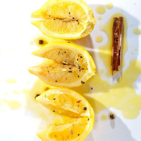 Preserved Lemons Recipe - Saveur.com   On the Plate   Scoop.it