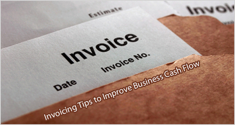 Australian Small Business Invoicing Tips to Boost Cash Flow   Shoebooks Online Accounting Blog   Shoebooks : Bookkeeping Services   Scoop.it