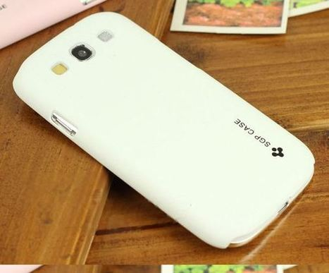 Samsung Galaxy S3 : SGP Matte Samsung galaxy S3 case | Apple iPhone and iPad news | Scoop.it