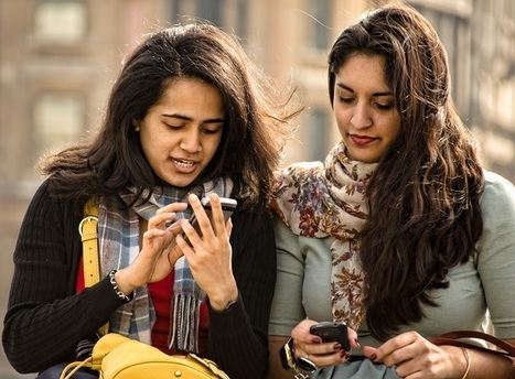 150 million Indians are on their smartphones nearly 3 hours a day. Here's what they're up to | Public Relations & Social Media Insight | Scoop.it