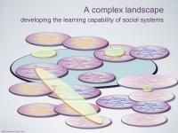 Social LearningCapability | A New Society, a new education! | Scoop.it