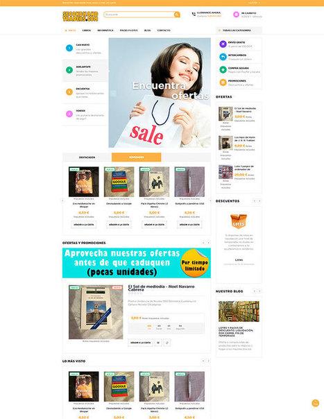 Tienda online segunda mano para hacer dropshipping | Diseño Web Málaga | Scoop.it