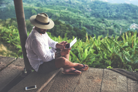 98 lifestyle and work resources for digital nomads | Tourisme Tendances | Scoop.it