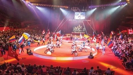 Festival international du cirque de Grenoble ! Du 20 au 23 Novembre | activités à grenoble | Scoop.it